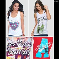 Estilo casual para mujer. Moda femenina DUPREE Athlete, Tank Tops, Women, Fashion, Seasons, Moda Femenina, Trends, Style, Moda
