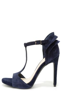 50279b178d Jessica Simpson Rayanna Military Blue Kid Suede Peep Toe Heels. Pompe Di  Camoscio BluBlu Tacchi AltiTacchi Peep ToeScarpe ...