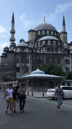 Visit Istanbul, Istanbul City, Istanbul Travel, Turkey Places, Turkey Travel, Islamic Pictures, Beautiful Places To Visit, Barcelona Cathedral, Places To Go