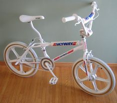 1985 Skyway Street Beat -- this is the bike I really wanted!