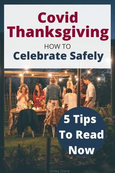 Covid Thanksgiving: How to Celebrate Safely in 2020 - Linley Diane