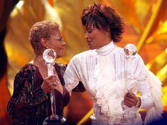 Dionne Warwick & Whitney Houston