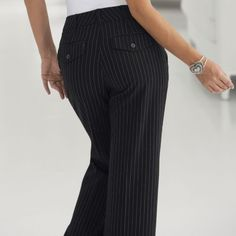 Audrey Trouser from Monroe and Main plus sizes 16W-24W