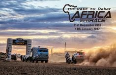 The Race to Dakar - Africa Eco Race