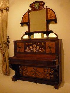 art nouveau furniture | art nouveau furniture | Flickr - Photo Sharing!