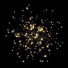 Star indoor outdoor LED lights decorations  Scarlet  Jones