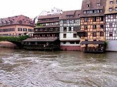 You can take a boat ride on the river and the Rhine and see the beautiful architecture and...
