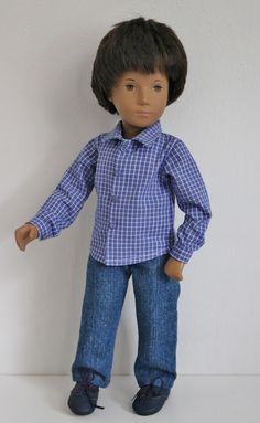 Handmade for Sasha                          : New Clothes for Anthony