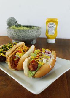 Shucos: Guatemalan Inspired Latin Hot Dog Recipe