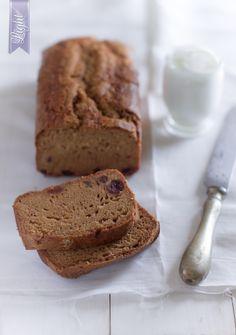 plumcake light senza zucchero, latte, burro e lievito                     #recipe #juliesoissons