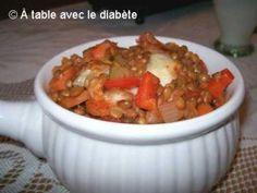 A table avec le diabète | Page 2