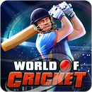 Download World of Cricket:        Just Awesome Game.. World No 1 Cricket Game.. Tnx Dev Team..  Here we provide World of Cricket V 2.4 for Android 2.3.2++ Welcome to the Next Generation world of Cricket! All the fun and excitement of the Cricket is now in your hands – take your country team to victory & become...  #Apps #androidgame #AppOnInnovate  #Sports http://apkbot.com/apps/world-of-cricket.html