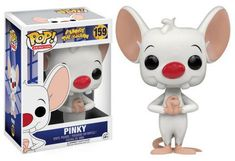 PINKY & THE BRAIN POP VINYL FIGURE - PINKY