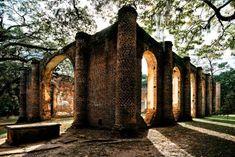 Old Sheldon Church Ruins (Yemassee, SC) on TripAdvisor: Address ...