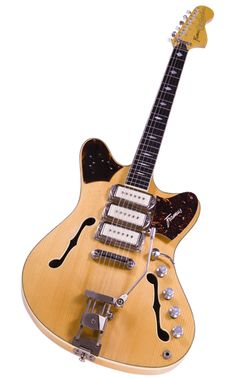 1969 Framus Television - Why can't all television be this nice to look at.