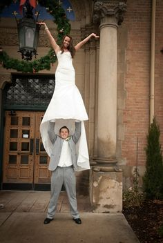 Loveeeee this idea. Blake has some time to learn to one man before our wedding day.