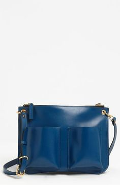 Marni+Double+Pocket+Crossbody+Bag+available+at+#Nordstrom