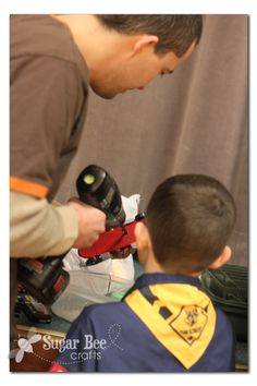Tips for a FAST Pinewood Derby Car