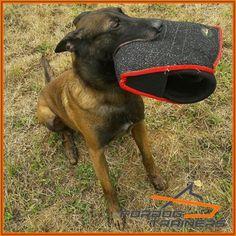 Mufka dla psa z materiału francuskiego Wheelbarrow