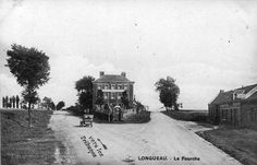 T'as grandi à Longueau si: La Fourche en 1913