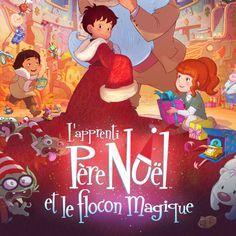 L'apprenti Père Noël, c'est un livre magique et interactif de plus de 30 pages et 10 vidéos, pour enfants de 3 à 10 ans. Seulement pendant les fêtes, sur la tablette Jeunesse.