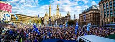 The dust of the independence referendum is showing a distinct unwillingness to settle. Almost a month from the vote, alien observers would be hard pushed to identify Yes as the beaten side. SNP mem...