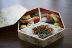 Japanese lunch box -bento-: photo by minato, via Flickr