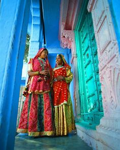 MS-3997 - Photograph at corporatefineart.com India...Love the colors and textures and architecture...