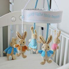 Peter Rabbit Musical Mobile | JoJo Maman Bebe