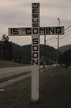 Jesus is coming back one day... be ye also ready.