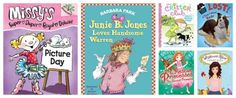17 Book Series for Kids Who Like Junie B. Jones - Imagination Soup Imagination Soup Fun Learning and Play Activities for Kids