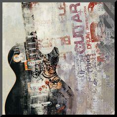 David Fischer - Rock n Roll II - Arkalıklı Baskı - AllPosters.com.tr'de.