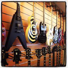 Guitar Paradise @bonstudio #bonstudio Athens, Greece