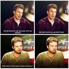 Sebastian's face is priceless :)