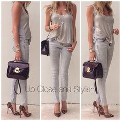 .@upcloseandstylish   This is me, my style and my daily and nightly outfits. I dress according to w...