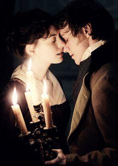 Tom Lefroy & Jane Austen / James McAvoy & Anne Hathaway, Becoming Jane (2007)