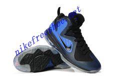 c2ef7457023 Nike Lebron 9 Galaxy Shoes ID Foamposite Orlando Midnight Navy Black Blue