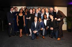 The Hamlet Cast at the Hamlet Opening Night After Party - 25th August 2015