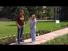 All-America Selections Display Garden at University of Wyoming - great video