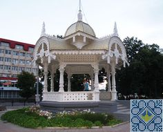 Romantic Gazebo  Sumy, Ukraine