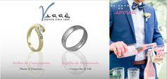 El Arte de Ammar ♥  Argollas de Matrimonio Oro & Platino / Anillos de Compromiso Platino & Diamante... #enero #momentos #miércoles #tbt #joyería #eshoradedisfrutar #amor #yonovia