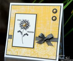 STAMPIN'UP! UK- Top UK Demonstrator Monica Gale-01405 862902-DN14 9QZ: Stampin'Up! True Friend is retiring