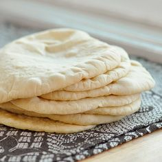 Pita Bread Recipe that truly is EASY! I've made this and love it, not to mention the $$ savings! I also use this recipe for Pita Chips!