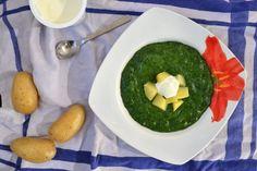 Daj šancu jedlám, ktoré ti v školskej jedálni nemuseli chutiť. Konkrétne si pripravíme špenátový prívarok. Výborné zdravé jedlo aj pre vegetariánov.