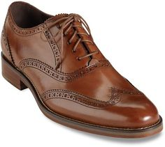 Air Madison Wingtip Oxford Shoes