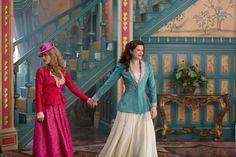 Lucy and Mina, Dracula (NBC TV Series)