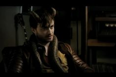 Daniel Radcliffe Goes Through Hell in First 'Horns' Trailer (Video)
