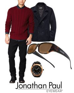 72e1ff50d3 Step out in style this winter with Jonathan Paul® sunglasses. The Neera™  Leopard