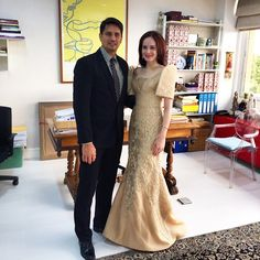 Filipiniana Wedding Theme, Modern Filipiniana Dress, Wedding Bolero, Wedding Gowns, Baro't Saya, Filipino Fashion, Barong, Maria Clara, Entourage