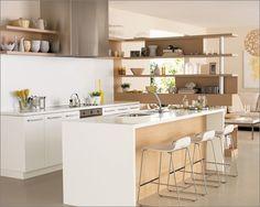 Wickes Sofia Cream And Graphite Mix Personal Kitchen